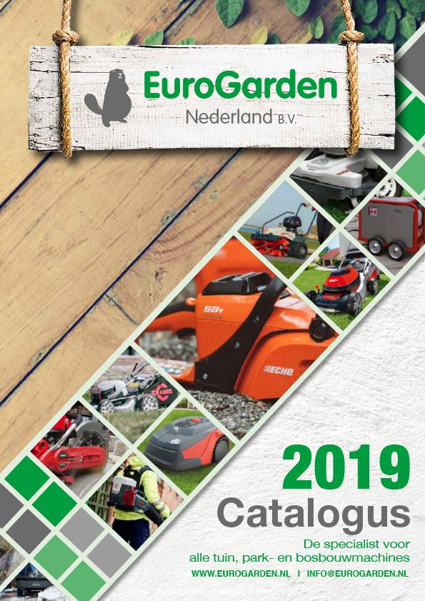 EuroGarden Machine Catalogus 2019